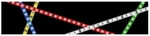 Syska LED SSK-ST-5560-R/G/B (72W) LED Strip Light - IP 20