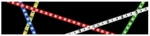 Syska LED SSK-ST-5560-R/G/B- IP (72W) LED Strip Light - IP 65