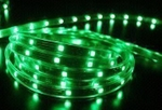 Noble Electricals Flexible LED Strip Lights Green (9.6 W) Length 5m - IP 20