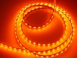 Noble Electricals Flexible LED Strip Lights Amber (9.6 W) Length 5m - IP 20