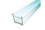 Noble Electricals Ruby Aluminium Profiles For LED Rigid Bar