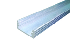 Noble Electricals Ultra Aluminium Profiles For LED Rigid Bar (Length - 1m)