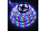 Noble Electricals Flexible LED Strip Lights Multi Color (7.2 W) Length 5m - IP 20