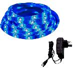 Syska SSK-ST-5560-IP 72W Blue Waterproof LED Strip Light With Adapter