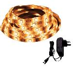 Syska SSK-ST-8060 24W Warm White LED Strip Light With Adapter