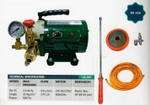 Rex RX-35 Single Piston AC Cleaning Machine + Free Wall Cover Jacket