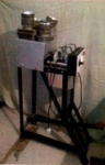 Sonni Traders Manual Foot Operated Machine