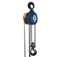 Indef P 7.5 Chain Pulley Block Capacity 7.5 Ton Standard Lift 13 Mtrs