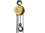Indef M 0.5 Chain Pulley Block Capacity 0.5 Ton Standard Lift 13 Mtrs
