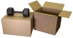 Coral 12 X 12 X 6 Inch 3ply Corrugated Boxes