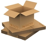 Pacfo 14 X 14 X 14 Inch 5ply Corrugated Box Brown Colour