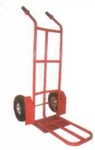 AKAR 200 Kg L Handle Hand Truck With Extension And Pneumatic Wheel