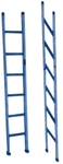 "Chirag Metal 12 Ft Aluminium Collepsible Ladder Folding 1"" Pipe"