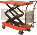 Stack Easy A3S17 Hydraulic Lift Table Truck Capacity 500 Kg