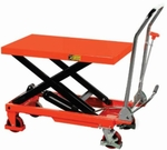Stack Easy A3S19 Hydraulic Lift Table Truck Capacity 300 Kg