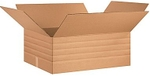 Maruti 10x8x8 Inch 3 Ply Variable Height Boxes