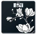 Beurer Floral Printed Glass Scale GS 211