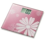 CAS HE-20 Measuring Capacity 180 Kg Pink Personal Weighing Scale