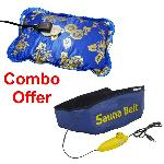 Dee Mark Combo Of Ab Slimmer With Warm Bag ABSLIMMER+WARM