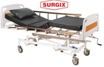 Anand Systems ICU Bed Hi-Lo Hydraulic With Mattress ASI-104