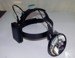 Kashsurg Clar ENT Headlight 100mm Mirror In Carry Case KSIPL-009