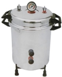 Anand Systems 12x14 Inch Electric Autoclave ASI-253