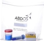 Abdos Resealable Bag With Zip Lock U40111