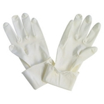 Surgilatex Natural Rubber Latex Exmination Hand Gloves