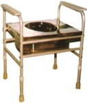 Vissco Invalid Commode With Cover 0913