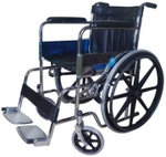 Karma Folding Wheelchair With Mag Wheels 113-00001