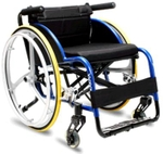 Karma Active Folding Wheelchair AT20