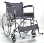 Karma 111-00001 With Spoke Wheel Folding Wheelchair Fighter C