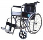 Karma With Spoke Wheel Folding Wheelchair Fighter C