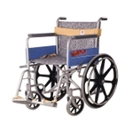 Vissco Folding Wheelchair 0912