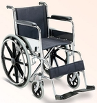 Soma Folding Wheelchair With Mag Wheels