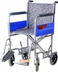 Vissco Invalid Institutional Folding Wheelchair 0948/A