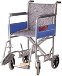 Vissco Invalid Institutional Folding Wheelchair 0948/B