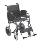 SHC AKE Invalid Folding Wheelchair 0105