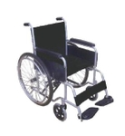 SHC AKE Invalid Folding Wheelchair 0106