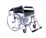 SHC AKE Commode Wheelchair 0108