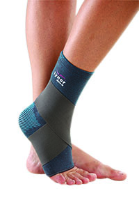 Tynor Ankle Binder Support Extra Large Special Size D 01