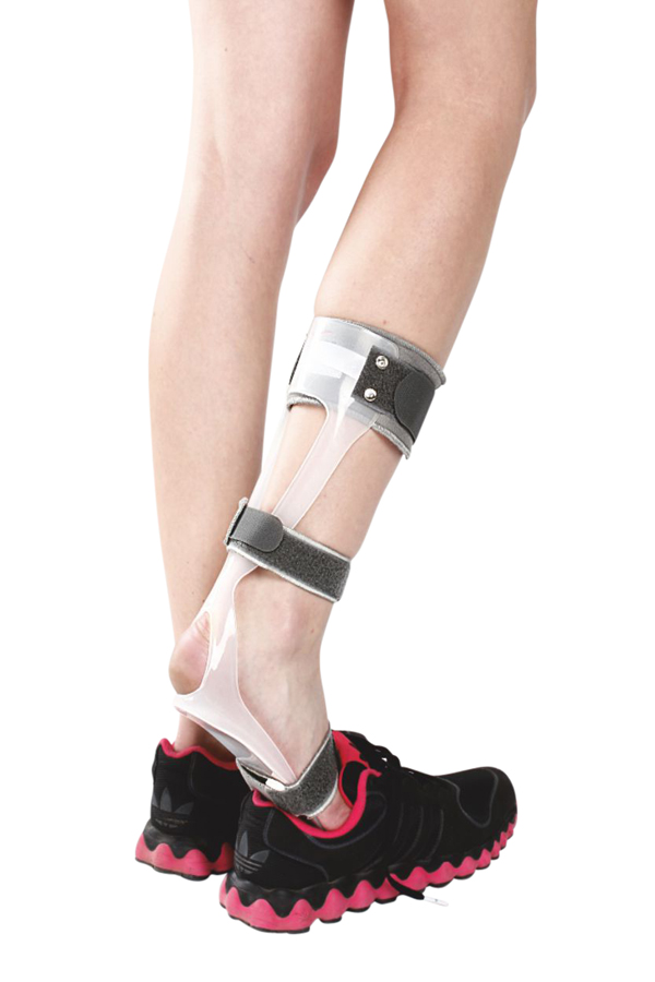 Tynor Foot Drop Splint Ankle Support Small Size D 17 - SA_ER_EL_1462816