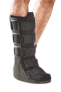Tynor Walker Boot Ankle Support Small Size D 32