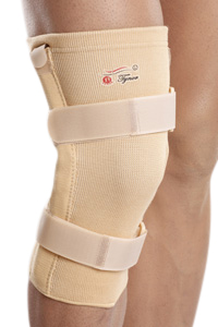Tynor Knee Cap With Rigid Hinge Ankle Support Double Large Size D 06