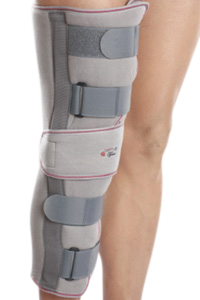 Tynor Knee Immobilizer 22 Knee Support Extra Large Spl. Size D 28