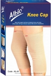 Albio Knee Cap Pair Medium Size KL-01
