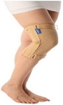 Vissco Knee Support Elastic Type Cap With Hinges Large Size 706