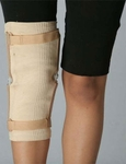 Turion Cap Hinged Type Knee Support Medium Size