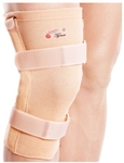 BDB Cap With Rigid Hinges Knee Support Medium Size