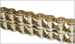 "Diamond D24202 AMERICAN HEAVY - DUPLEX ""DOUBLE"" Standard Chain (Pitch 38.10 X 25.22 Mm)"